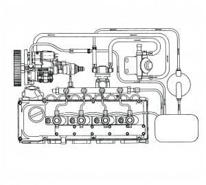 Ремонт топливной аппаратуры, в т. ч. насос форсунок Common Rail/