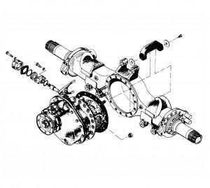 Ремонт редуктора грузового автомобиля