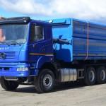 МАЗ (тонар)- объем кузова 35 М³