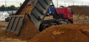Доставка глины в Пензе